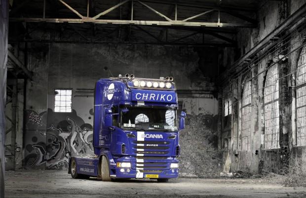 Industrie-Fotografie